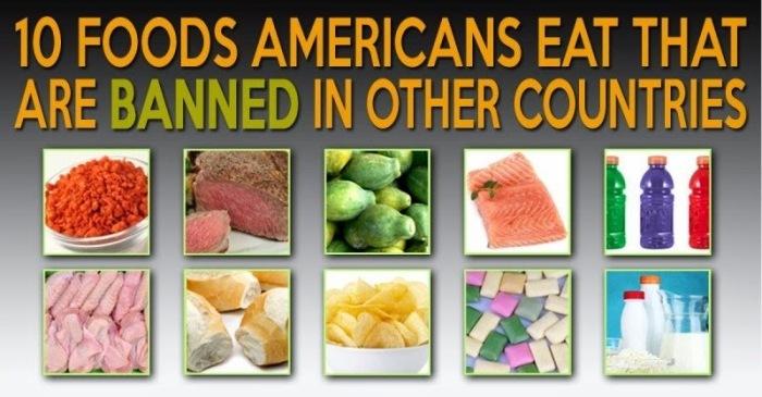 10 foodss