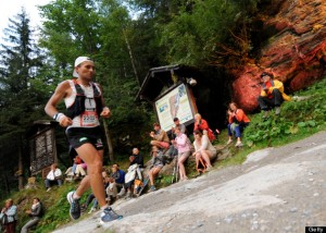 FRANCE-MOUNTAIN-RACE-TRAIL