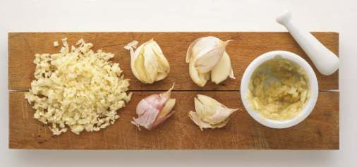 crushed-garlic