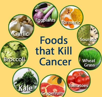 Natural Cancer Fighting Foods Book