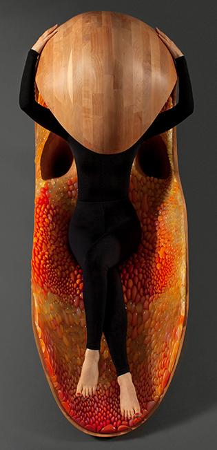 Gemini Chair-Neri Oxman
